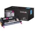 Toner Lexmark X560A2MG - purpurová