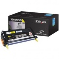 Toner Lexmark X560A2YG, žlutá