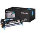 Toner Lexmark X560H2CG, azurová
