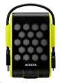 "ADATA Externí HDD 2TB 2,5"" USB 3.0, DashDrive™ Durable HD720, G-sensor, zelený, (gumový, vodě/náraz"
