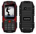 Aligator R12 eXtremo, Dual SIM, černá-červená