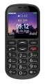 Aligator A880 GPS Senior Dual SIM, černá