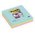 Samolepicí bločky Post-it Super Sticky Miami 101 x 101 mm