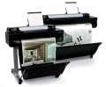 HP Designjet T520 inkoustová fotografická tiskárna A0+