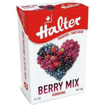 Bonbóny Halter bez cukru, 40 g