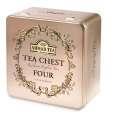 Čajová kolekce v plechové dóze Ahmad Tea, 40 sáčků