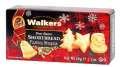 Máslové sušenky Walkers - vánoční tvary, 60 g