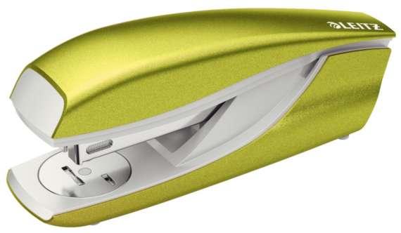 Sešívačka LEITZ NeXXt 5502 WOW - metalická zelená
