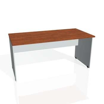 Psací stůl Hobis GATE GS 1600, calvados/šedá