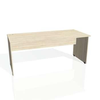 Psací stůl Hobis GATE GS 1800, akát/akát