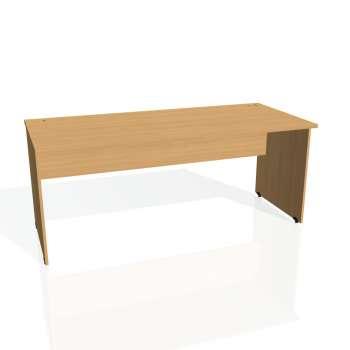 Psací stůl Hobis GATE GS 1800, buk/buk