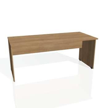 Psací stůl Hobis GATE GS 1800, višeň/višeň