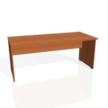 Psací stůl Hobis GATE GS 1800, třešeň/třešeň