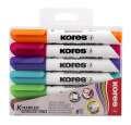 Whiteboard K-Marker sada 6 ks
