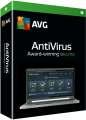 AVG Anti-Virus, DVD nová lic. - 1 počítač / 1 rok