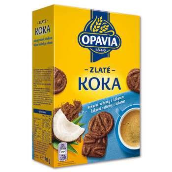 Zlaté Koka sušenky, 180 g