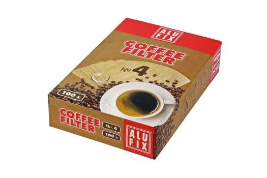 Kávový filtr - č. 4, větší
