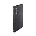 4-kroužkový pořadač Black&White - A4, šíře hřbetu 2 cm, černý