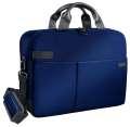 "Taška na notebook Leitz Complete, 15.6"", modrá"