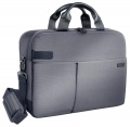 """Taška na notebook Leitz Complete, 15.6"""", stříbrná"""
