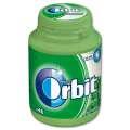 Žvýkačky Orbit Spearmint - zelené, dóza, 46 dražé