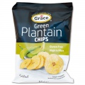 Banánové chipsy - solené, 85 g