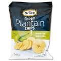 Solené banánové chipsy, bez lepku, 85 g