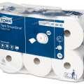 Toaletní papír Tork SmartOne, 6 rolí