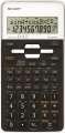 Vědecká kalkulačka Sharp EL-531TH, bílá