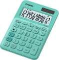 Stolní kalkulačka Casio MS-20UC, zelená