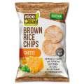 Rýžové chipsy Rice UP!, sýr, 60 g
