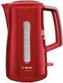Rychlovarná konvice Bosch TWK3A014, 1,7 l