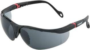 Ochranné brýle M1100 - kouřové