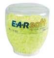Plastový zásobník zátkových chráničů sluchu EAR