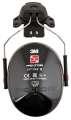 Protihluková sluchátka s dvojitou stěnou mušlí H540P3E-413-S