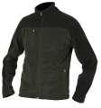 Pánská fleece mikina MICHAEL - zelená, vel. XL