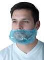 Jednorázová detekovatelná vousenka EGO - modrá