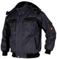 Zimní bunda PRE100 PILOT - šedá-černá, vel. L