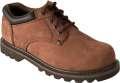 Kožená obuv FARMÁŘKA LOW BROWN - vel. 43