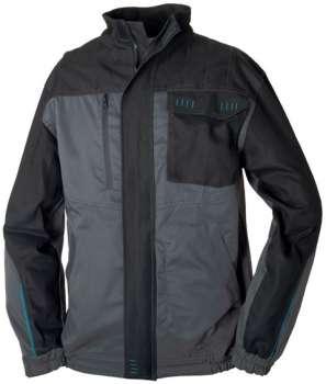 Montérková bunda 4TECH 01 - šedá-černá, vel. 46