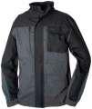 Montérková bunda 4TECH 01 - šedo-černá, vel. 60