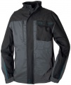 Montérková bunda 4TECH 01 - šedá-černá, vel. 62