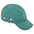 Bezpečnostní čepice se skořepinou BRUNO, zelená