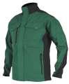 Softshellová bunda PRE100 - zelená, vel. XL