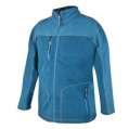 Pánská fleece mikina MICHAEL - modrá, vel. XL