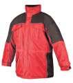 Pánská zimní bunda RIVER - červená, vel. XXL