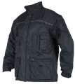 Voděodolná zimní bunda LINO - modrá, vel. XXXL