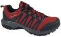 Sportovní softshelová obuv FEET - červená, vel. 43