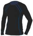 Funkční triko s dlouhým rukávem NAVI - vel. L