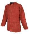 Kožená bunda pro svářeče FORTRESS - vel. XL